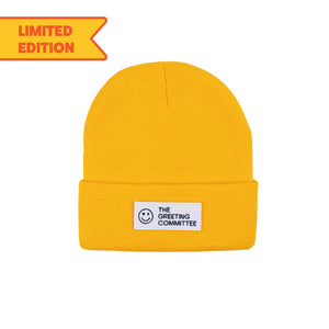 The Greeting Committee | Yellow Beanie *Preorder*