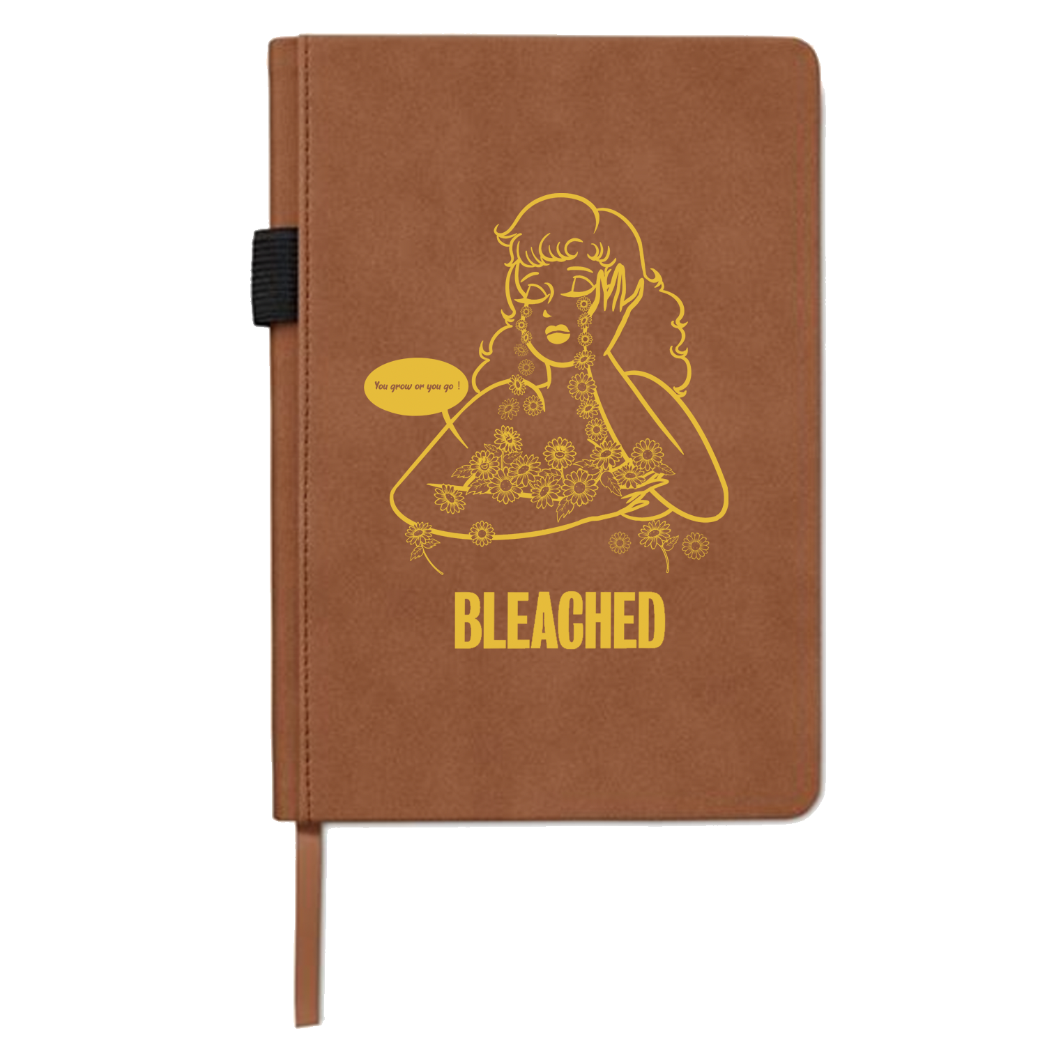 Bleached | Journal *PREORDER*