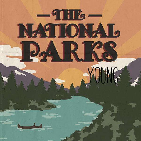 "The National Parks ""Young"" LP"