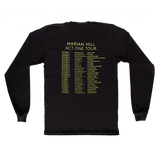 Marian Hill 2016 Tour Tee Back