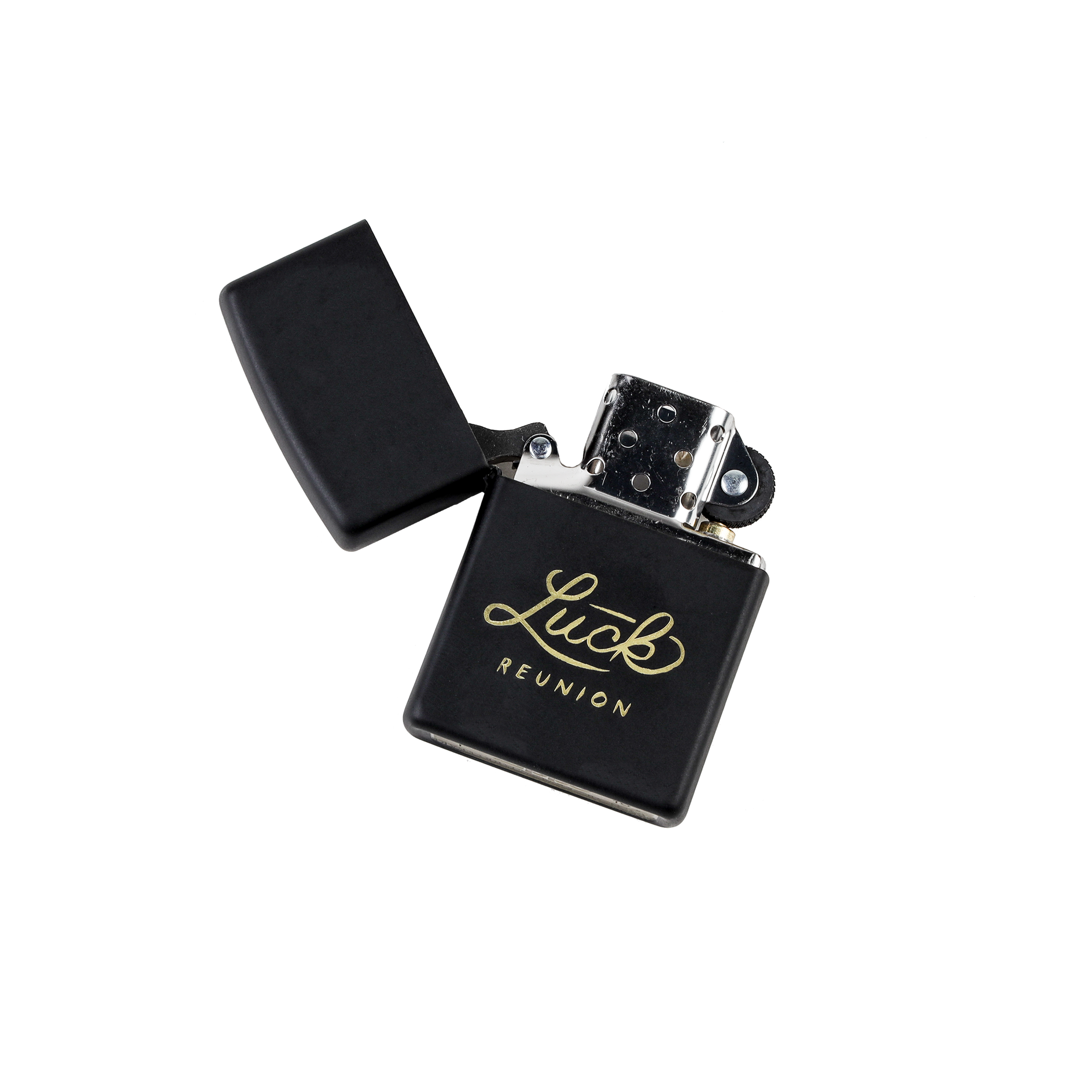 Luck Reunion | 2020 Authentic Zippo Lighter