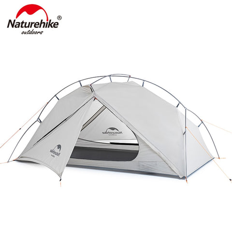 Tente de camping simple ultralégère en nylon imperméable - Jesurvis