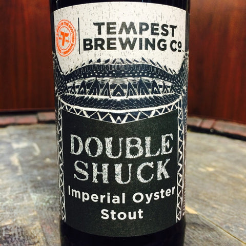 Tempest Double Shuck Oyster Stout
