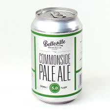 Belleville Commonside Pale Ale CAN