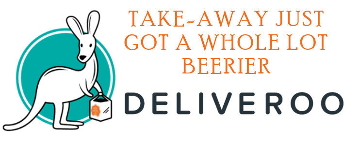 Beer Boutique is on Deliveroo
