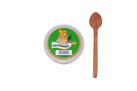 Sauna Honey with Mint and Salt (scrub) 200 gr (7 oz)