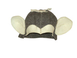 Monkey Sauna Hat