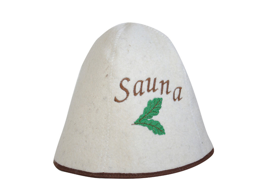 Hat for Sauna (Brown)