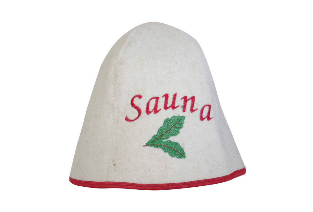 Hat for Sauna (Red)
