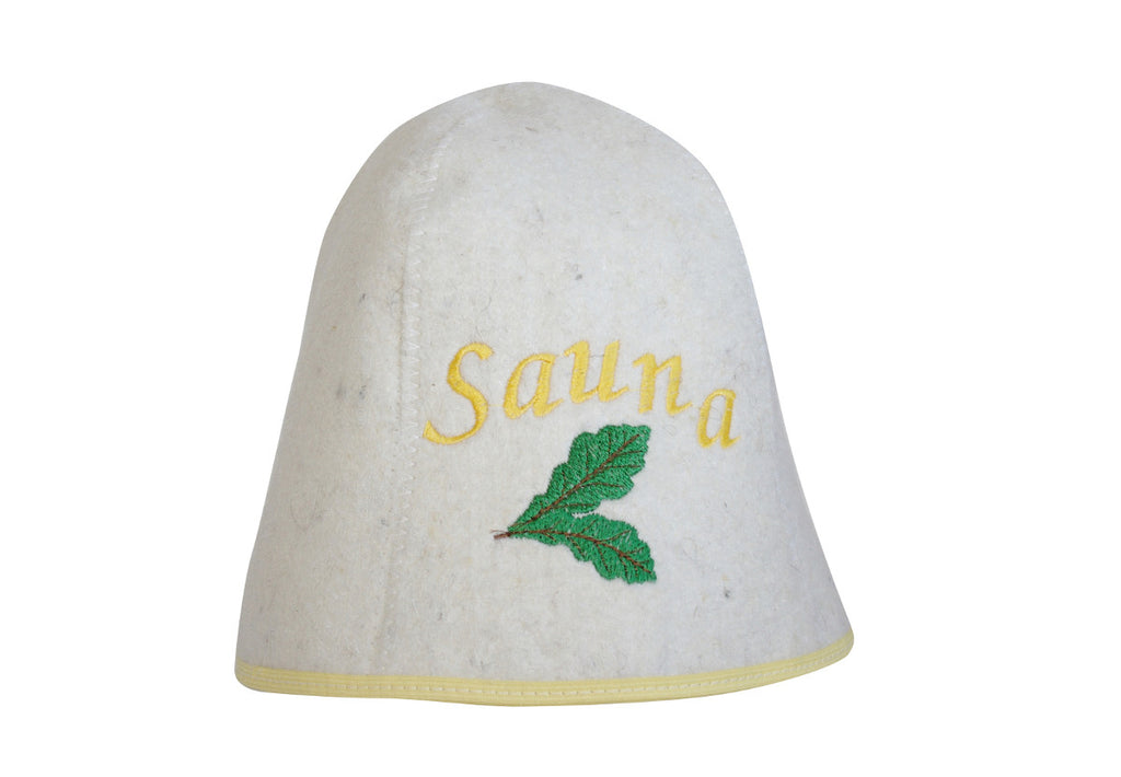 Hat for Sauna (Yellow)