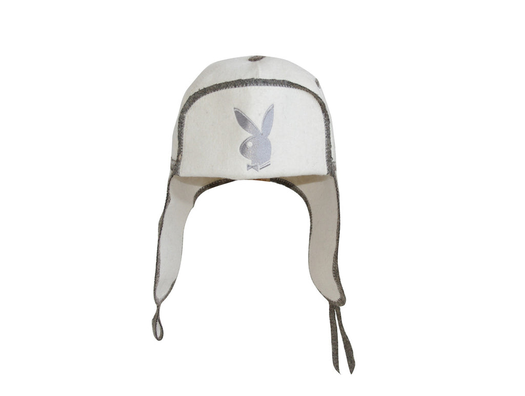 Ushanka Sauna Hat with Bunny