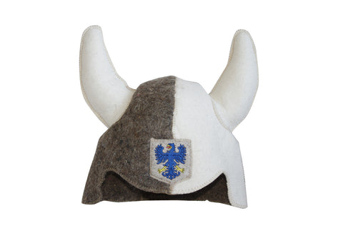 Viking Sauna Hat - Eagle