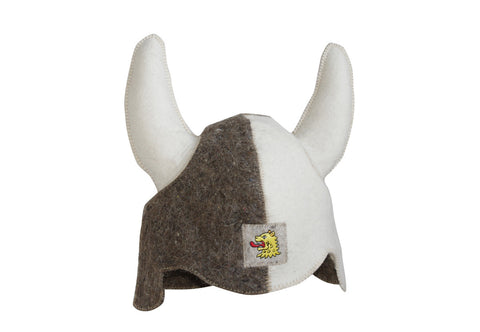 Viking Sauna Hat - Tiger