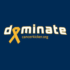 Dominate Cancer - Tri-Indigo
