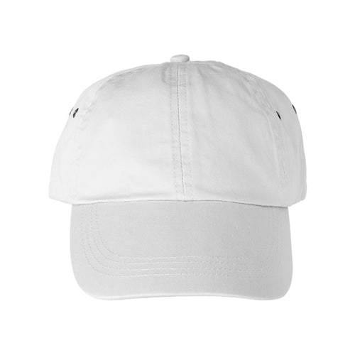 Anvil Solid 6-Panel Low-Profile Twill Cap