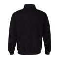 Austin Iowa Club Quarter-Zip Sweatshirt - Black