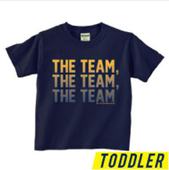 The Team, The Team, The Team™ Toddler - Navy