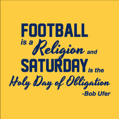 Football Religion - Maize