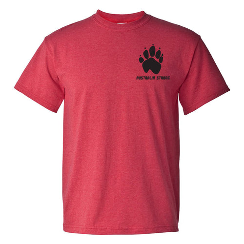 Dad2043 Koalas Kids T-shirt - Heather Red