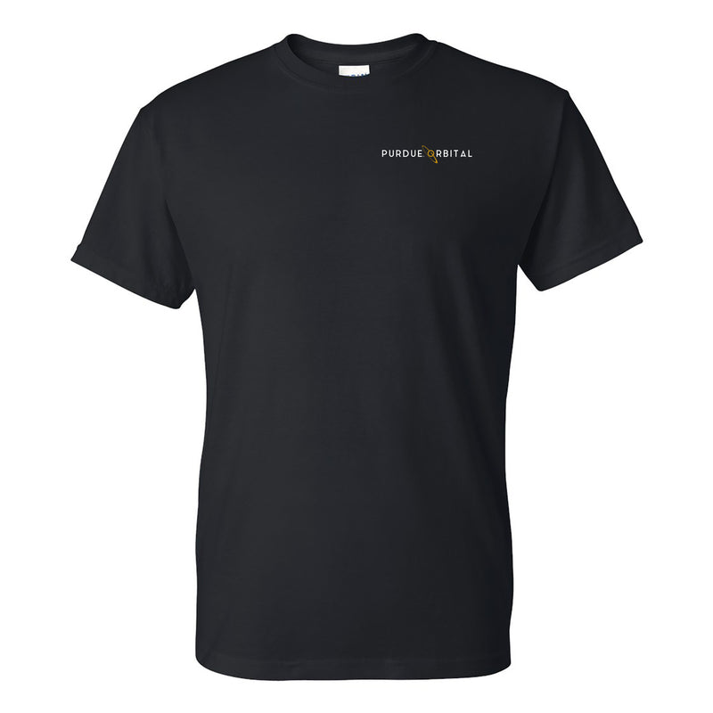 Purdue Orbital T-Shirt - Black