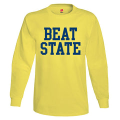 Beat State LS - Yellow