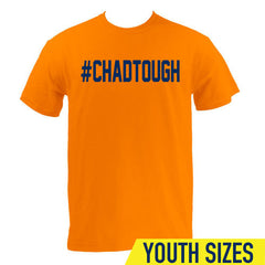 #ChadTough Basic Youth Tee - Orange