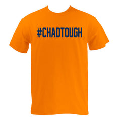 #ChadTough Basic Tee - Orange
