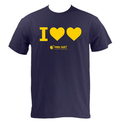 I Heart Hart - Navy