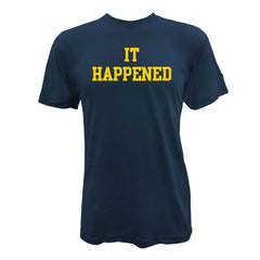 It Happened - American Apparel - Navy