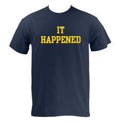 It Happened - Navy