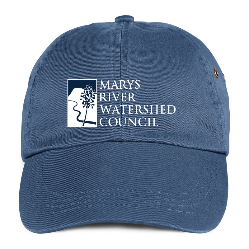 Marys River Watershed Council Hat - Navy