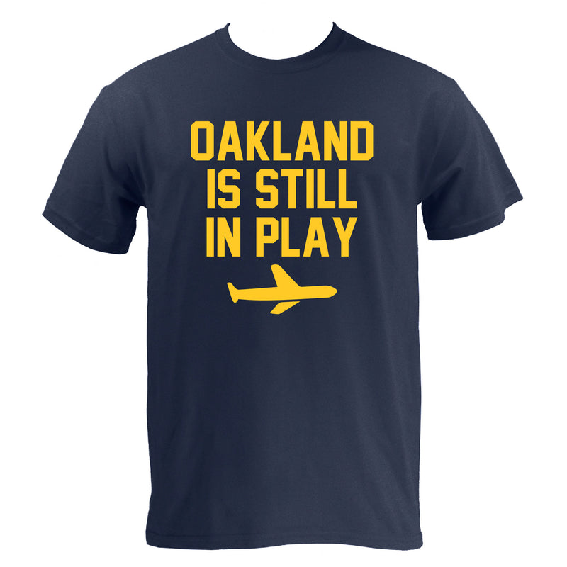 Oakland is Still In Play - Navy