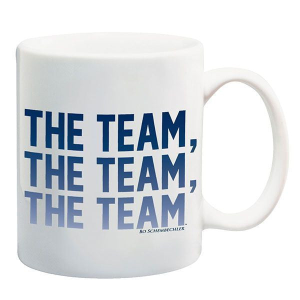 The Team, The Team, The Team™ Mug - White