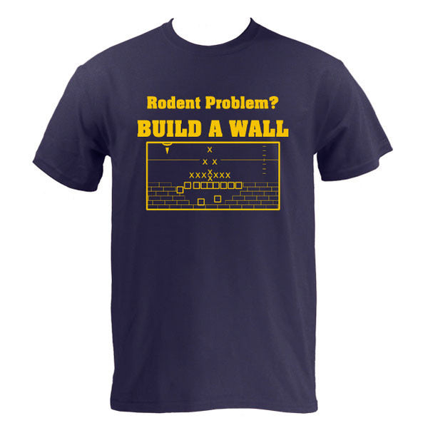 Rodent Build A Wall - Navy