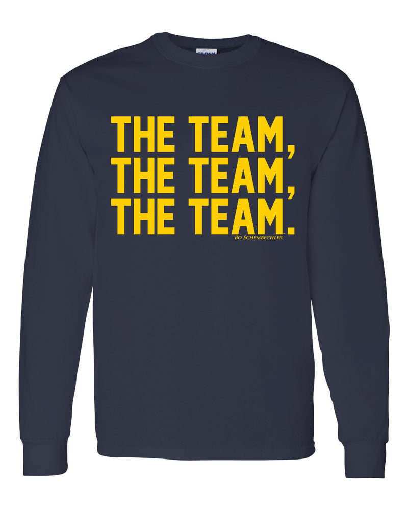 The Team, The Team, The Team™ Crew - Navy