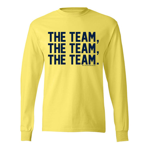 Team team Team LS - Yellow