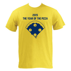 Year of the Pizza - Maize
