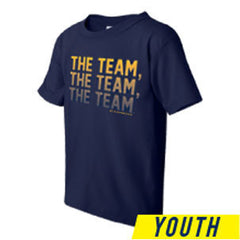 The Team, The Team, The Team™ Youth - Navy
