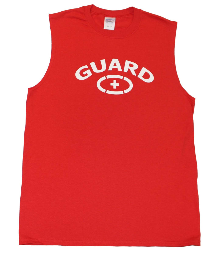 Adoretex Men's Guard Sleeveless Tank Top T-Shirt (TGM002)