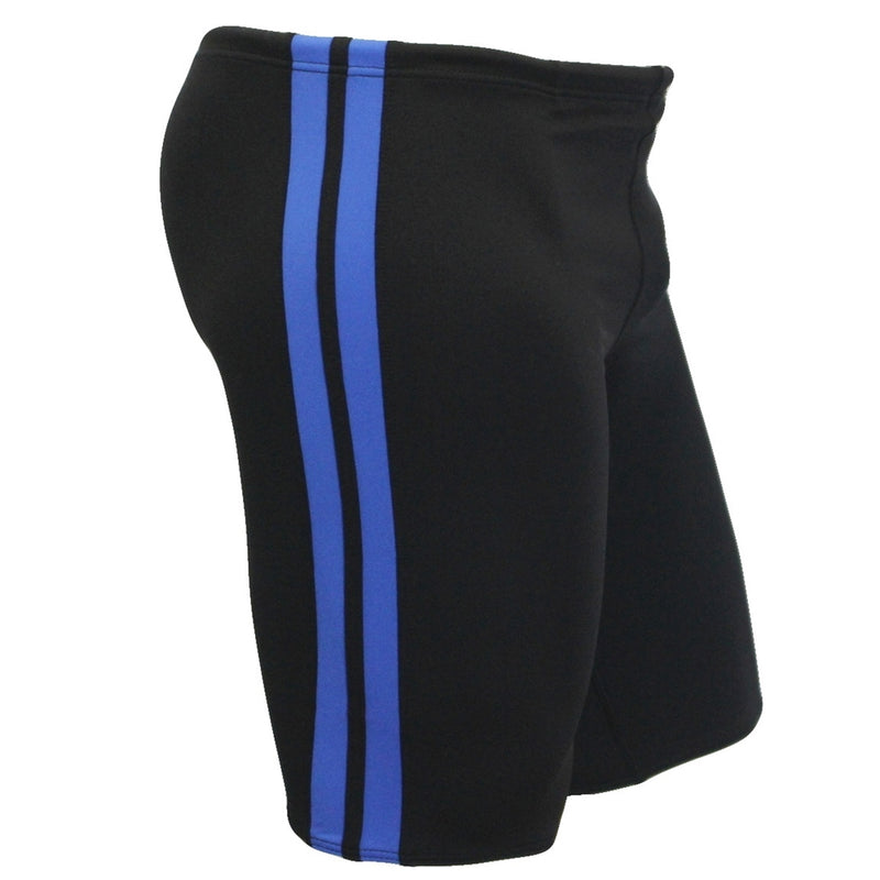 Adoretex Men's Polyester Splice Swim Jammer (MJ005)