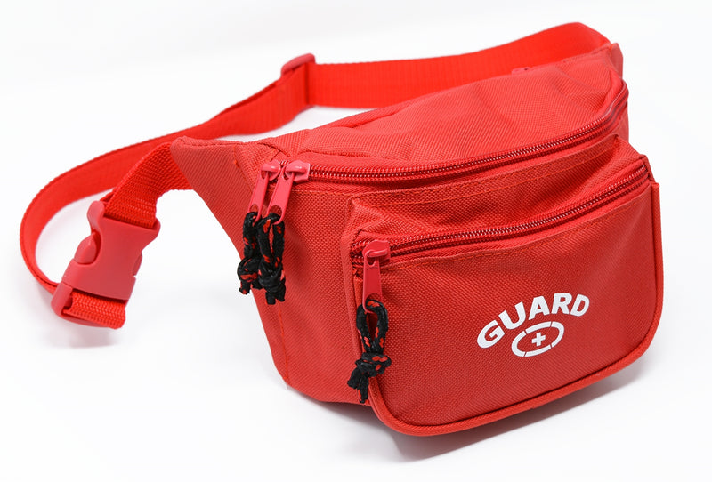 Adoretex Guard Water Resistant Fanny Pack Hip Pack Waist Bag with 3 Pockets