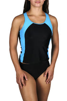 Adoretex Women's Tank Top Tankini Swimsuit Set (FT004)