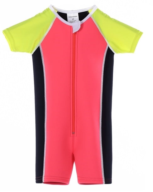 Adoretex Kid's Thermal Suit Swimwear (KT001)