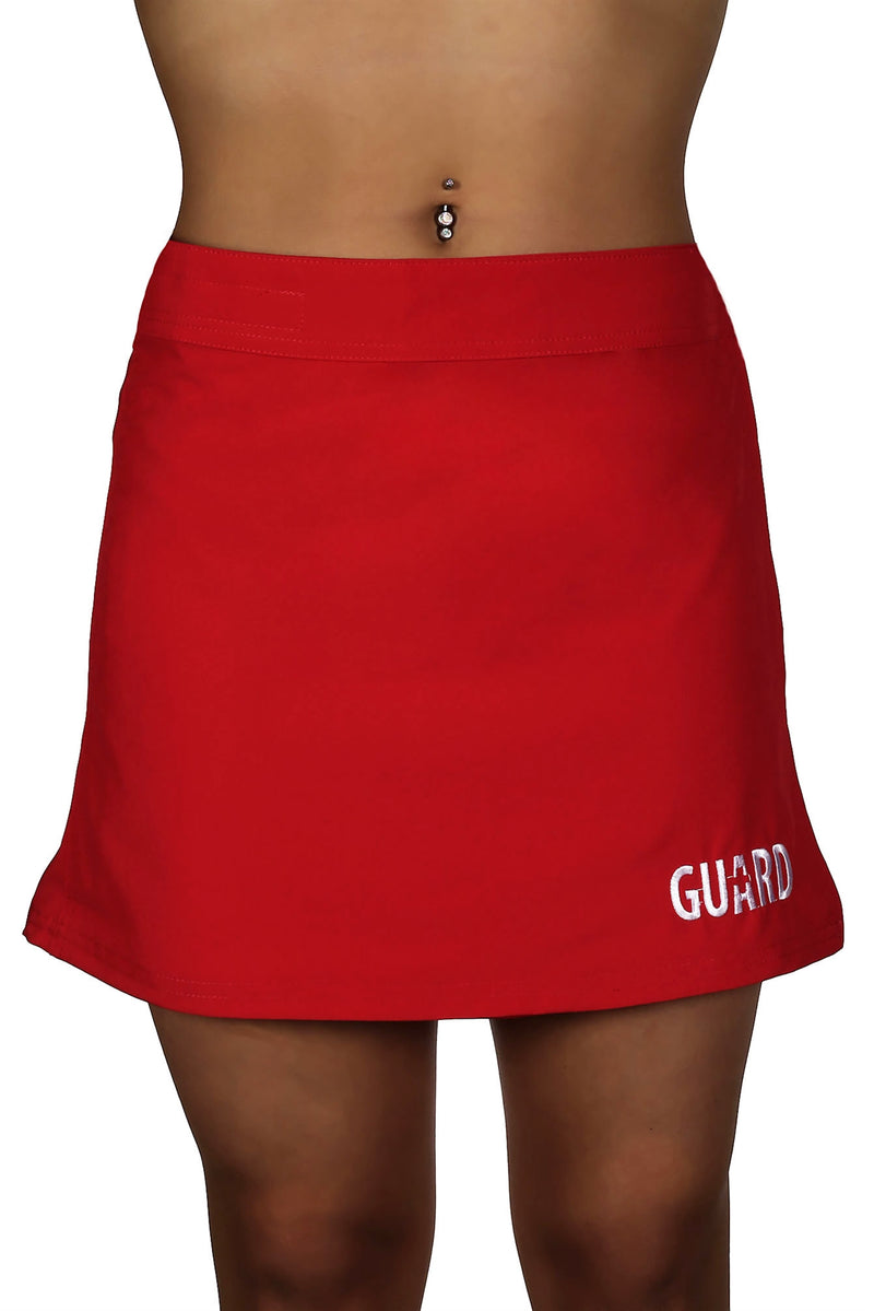 Ultrastar Women's Guard Uniform Cover Up Skirt Swimsuit