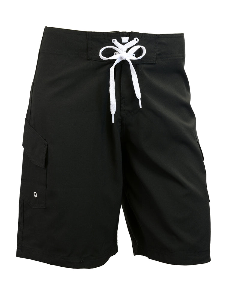 Adoretex Men's 4-Way Stretch Swim Shorts Board Shorts