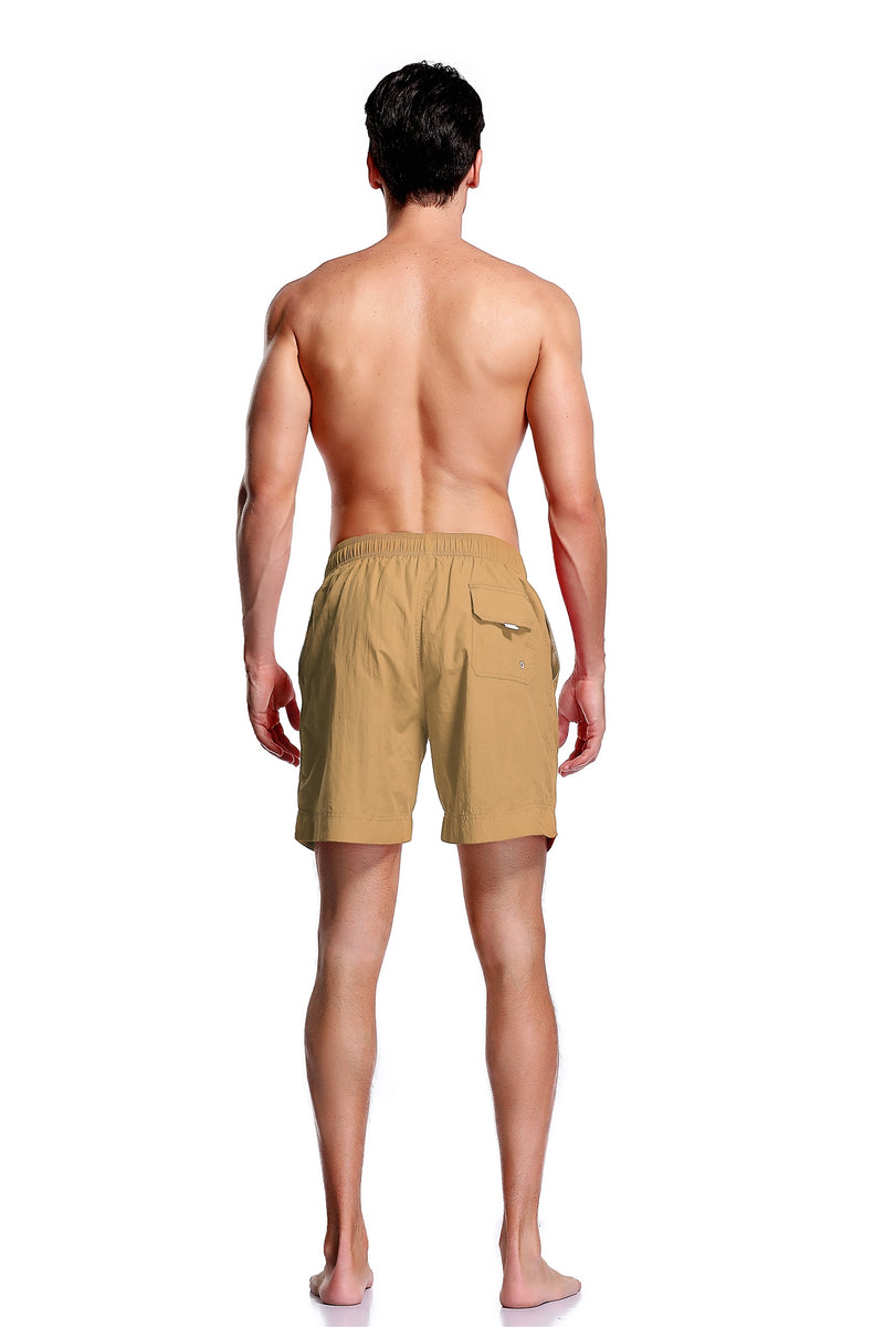 Adoretex Men's Swim Trunks Swimsuit with Mesh Lining