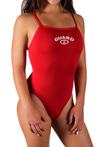 Adoretex Women's Guard Polyester Thin Strap Swimsuit-FGP01