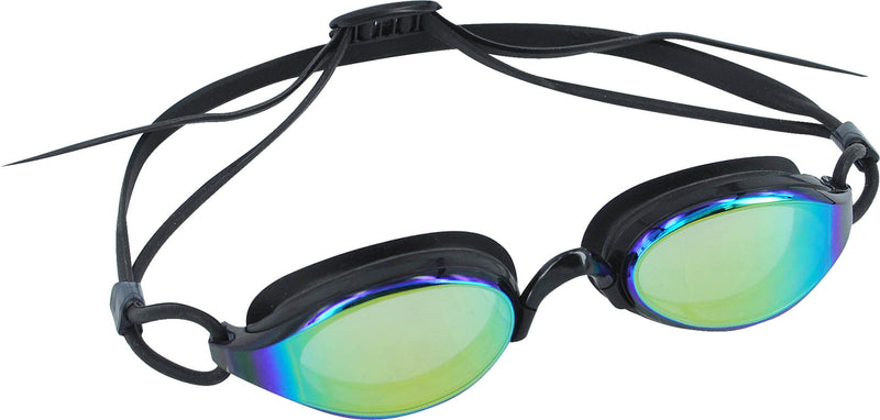 Adoretex Circuit Rainbow Mirrored Swim Goggles