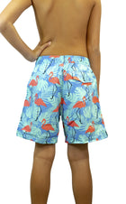 Adoretex Boy's Printed Beach Board Shorts