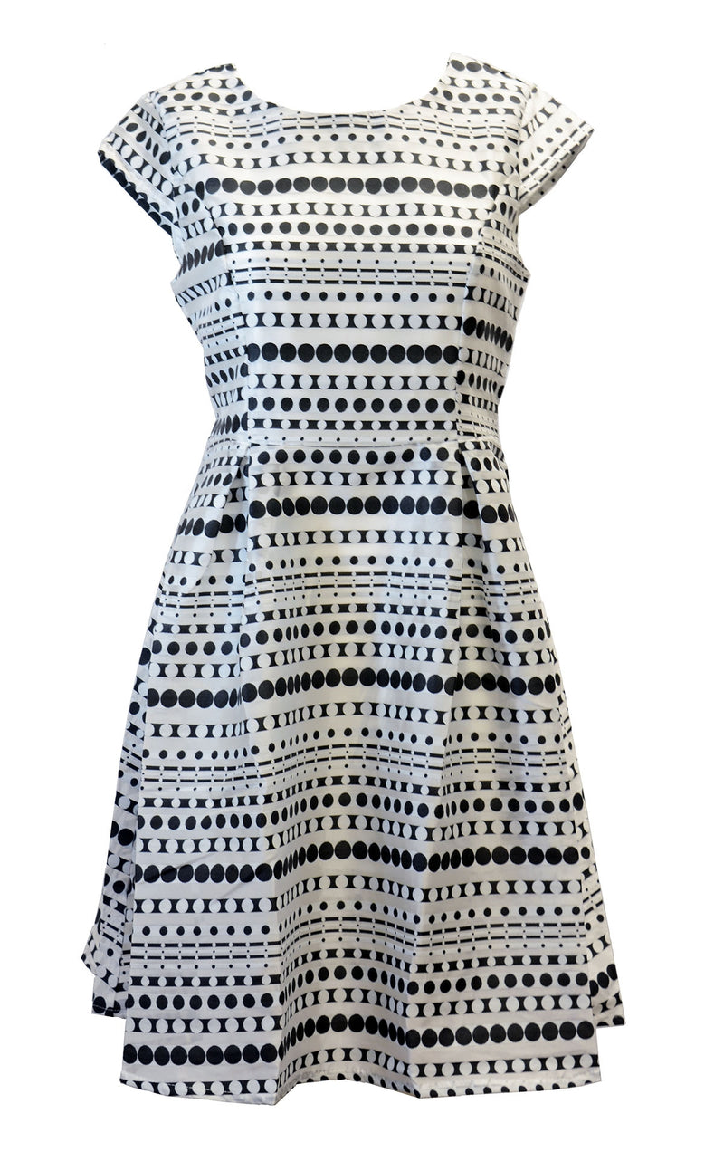 Adoretex Women's Classic Office Midi Dresses (DS015)